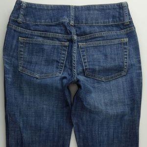 London Jeans Boot Cut 2 Short Womens Stretch C250P